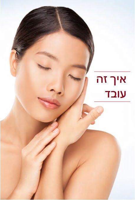 איך פייסטייט עוזר להעלמת קמטים בעור הפנים